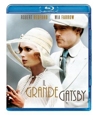 Il Grande Gatsby, il classico del 1974 tratto dal capolavoro di Francis Scott Fitzgerald e vincitore di due premi Oscar, con Robert Redford e Mia Farrow