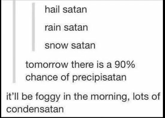 Hahaha Precipisatan