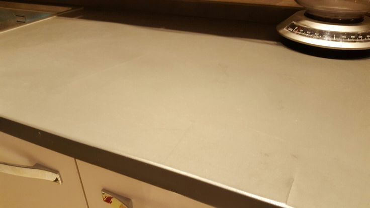 Top cucina in ardesia grigia piano naturale