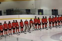 """The keys to building confidence vary according to age. But there is one thing that is universal, says Gerrit van Bergen, head coach of the Delano boys' high school hockey team.   All hockey players thrive on good news.""""   This year marks van Bergen's 13th season coaching in the Delano hockey system"""