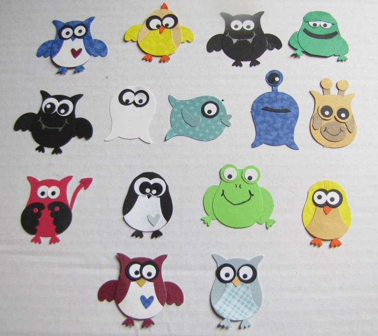 Ways to use your Stampin Up Owl Punch - oh my have just got an owl punch can't wait!