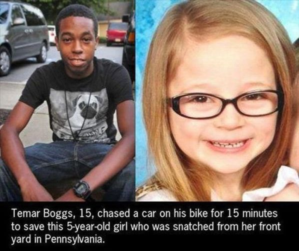 10 photos and stories that will restore your faith in humanity. share with your friends....