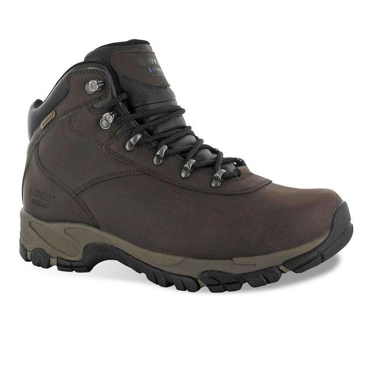 Hi-Tec Altitude V Men's Waterproof Hiking Boots, Size: medium (11.5), Brown
