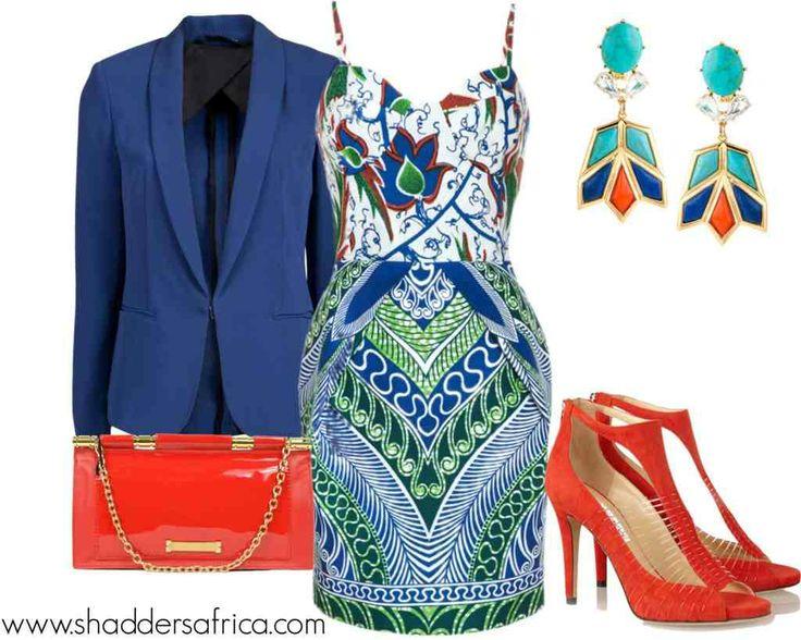 african print pants   AFRICAN STYLE INSPIRATION // VLISCO PRINT DRESS BY ASHANTI BRAZIL ...