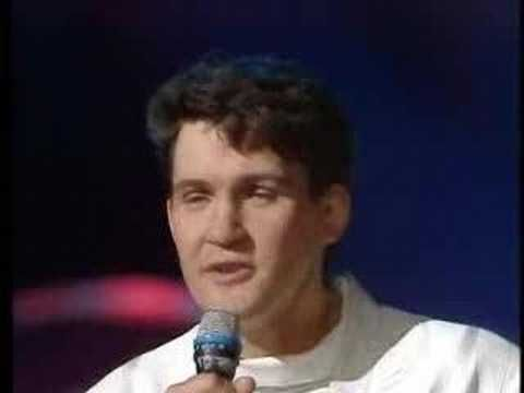 Johnny Logan - Hold Me Now -