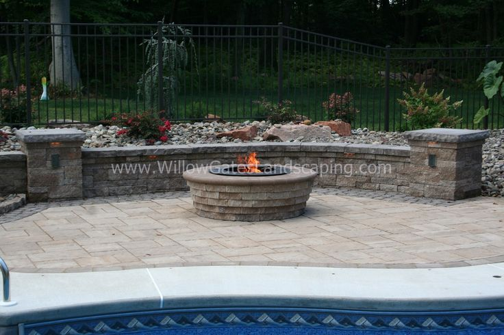 84 Best Images About Paver Ideas On Pinterest Backyard