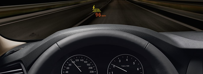 BMW Night Vision : BMW ConnectedDrive