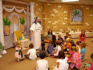 All Shall Be Well: VBS: Joseph's Journey