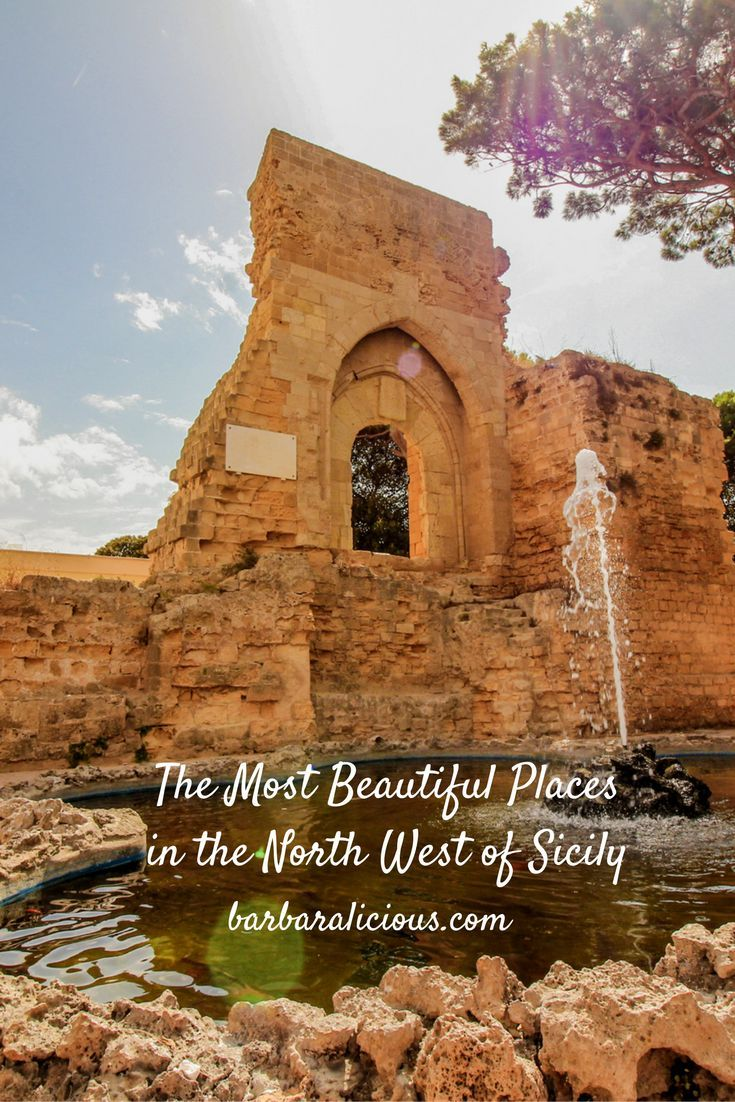 During my last stay I went to see some of the most beautiful places in the north west of Sicily. Let me take you to those places...