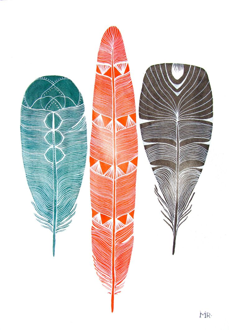 feathersWatercolor Painting, Tattoo Ideas, Feathers Art, Tattoo Pattern, Feather Art, A Tattoo, Feather Tattoos, Feathers Tattoo, Watercolors Painting