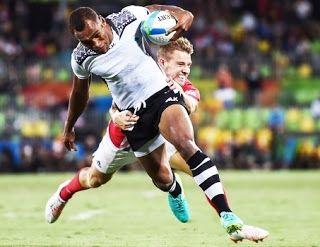 Blog Esportivo do Suíço:  Fiji humilha Grã-Bretanha, leva ouro no rugby e conquista 1ª medalha da história do país