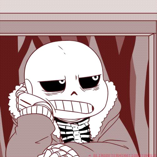 sans and frisk gif (somebody comes up with a reason for why frisk is doing this. ) <<(*whispers* Chara)