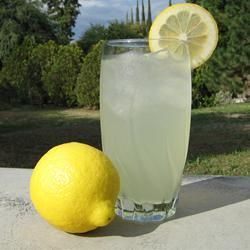 Best lemonade ever - or at least the best I've found so far! :)