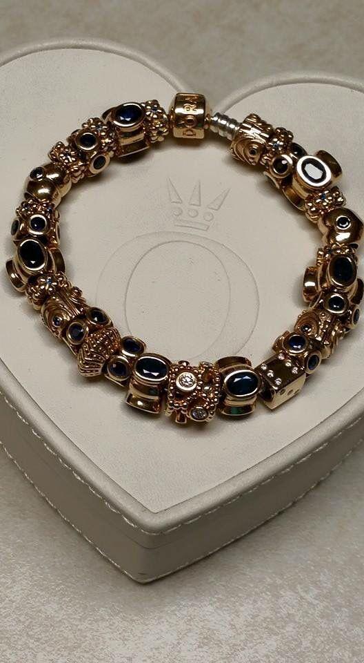 41 best pandora spacer bracelet design images on Pinterest ...
