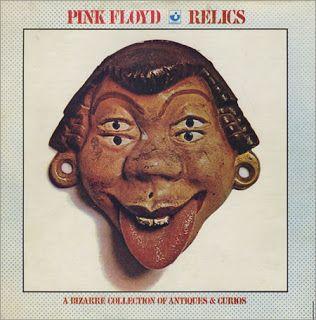 Pink Floyd - Relics American album cover