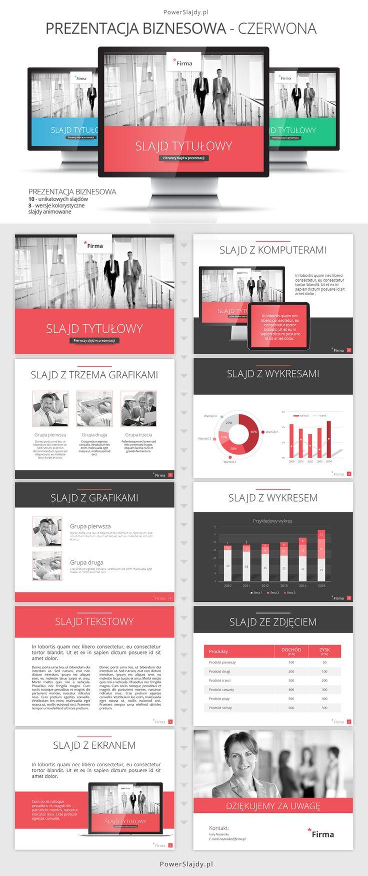Prezentacja Biznesowa 1 http://www.powerslajdy.pl/pl/p/Prezentacja-biznesowa/85
