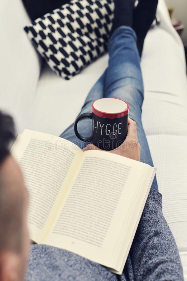 Download Hygge, Danish Word For Comfort Or Enjoy Stock Image - Image of home, norwegian: 93950235