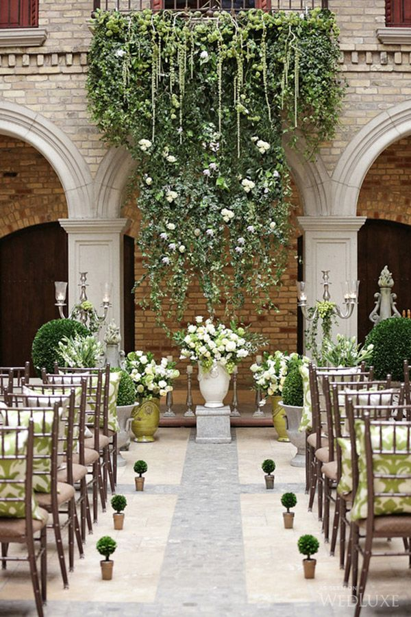 WedLuxe – Fresco Verde, Part 1 | PHOTOGRAPHY BY: MELANIE REBANE PHOTOGRAPHY Follow @WedLuxe for more wedding inspiration!