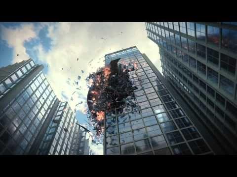 Destroy a Large City Building - Blender VFX Tutorial - YouTube