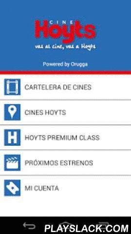 Cine Hoyts Argentina  Android App - playslack.com ,  A partir de ahora vas a poder usar tus vouchers y Promos de cupones desde nuestra App. ¡Descargala y aprovechá todos los beneficios!¡También podés comprar Combos de pochoclos y gaseosa, y retirarlos en nuestro Candy sin hacer fila!Ya podés COMPRAR o RESERVAR tus entradas de cine para CINE HOYTS!Descarga nuestra aplicación y disfrutá del mejor cine más fácil y rápido.Visitá la cartelera, mirá los trailers y horarios de tus películas…