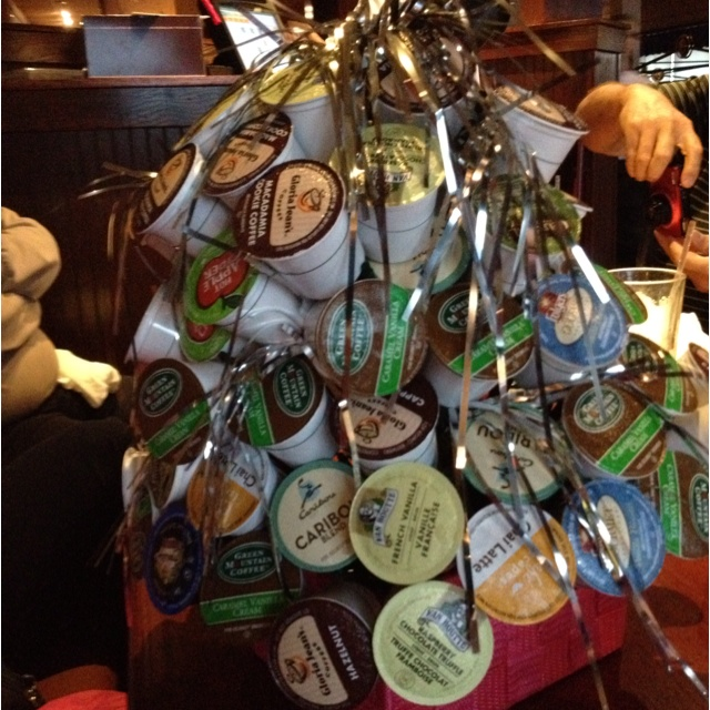 Kcup tree