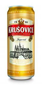 Krusovice Lager Beer(prk)