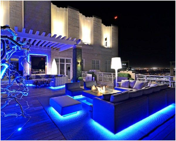 9 Simpliste Lumiere Exterieur Led Eclairage Exterieur Led Meubles De Jardin Design Eclairage Terrasse