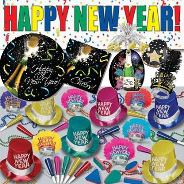 New Years Party Decorations New Year S Party Decorations Balloon Kits Party Kits