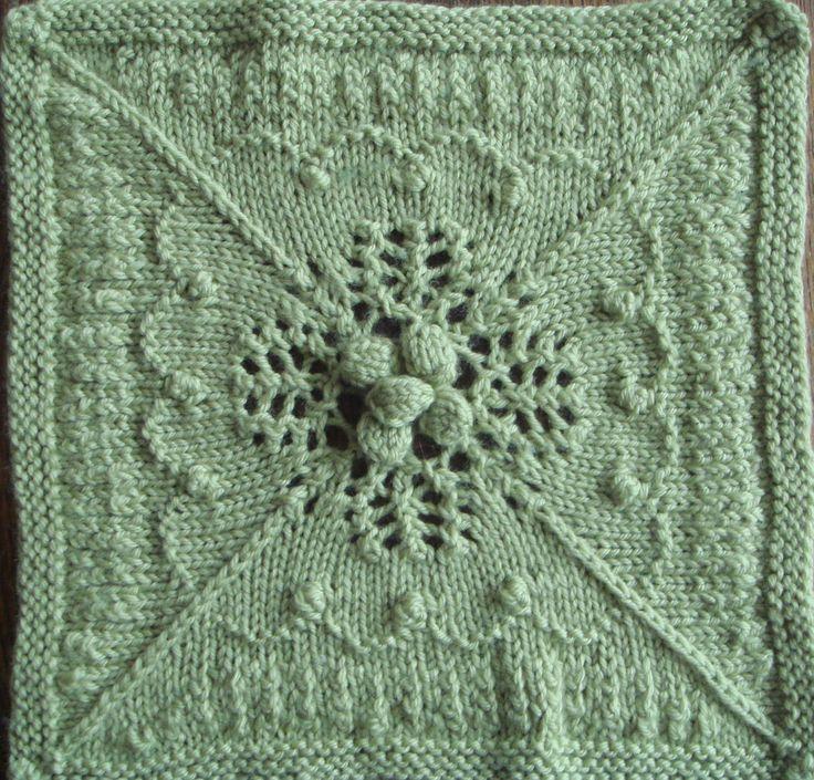 Georgia Afghan Knitting Pattern : Mas de 1000 imagenes sobre Crafts:Knit&Crochet- en ...