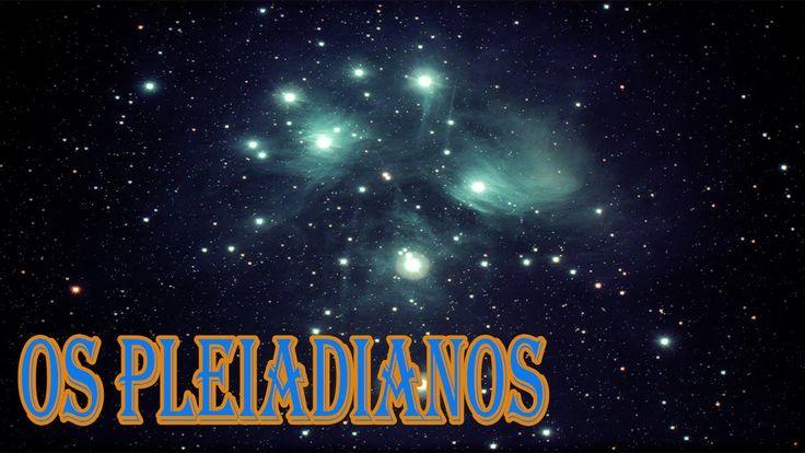 """Os Pleiadianos - """"Uma Mensagem Pleiadiana: Pause, Reflita sobre a sua Tr..."""