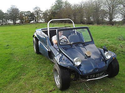 eBay: 1967 beach buggy