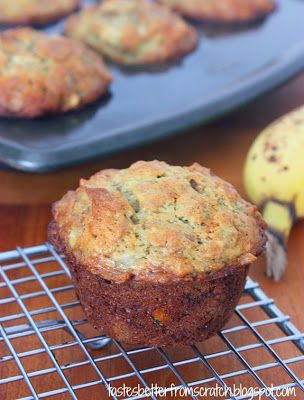 I keep a batch of these muffins in my freezer 24/7! They are perfect for breakfast on the go, and my husband loves to grab one on his way to school. They are soo delicious and I love that the recipe uses cereal! I always make mine with regular bran flakes but raisin bran would...Read More »