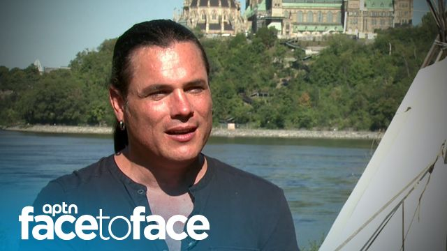 In Part Two of the Face to Face with Senator Patrick Brazeau, Michael asks him about his fight back from rock bottom.