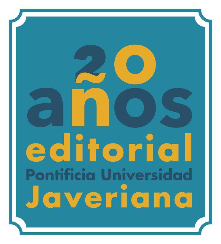20th anniversary of the Javeriana University´s publishing house. 2014