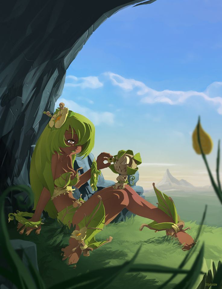 Wakfu fan art by *styloide