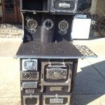 Bucks Stove Palace | Antique Stoves