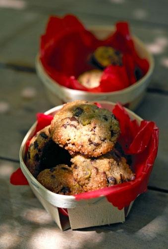 Шоколадно-ореховое печенье. Рецепты Белоники | Woman.ru