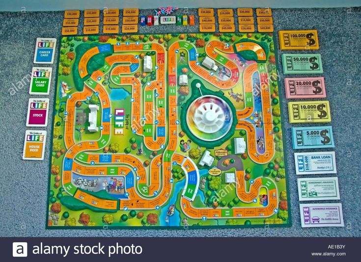24 best design a board game images on pinterest board games the game of life by pronofoot35fo Images