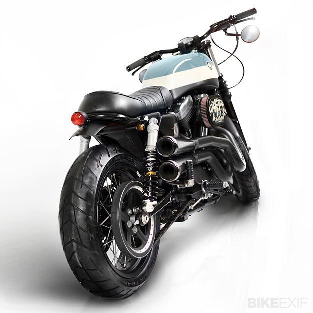 Harley-Davidson XL1200 by CRD
