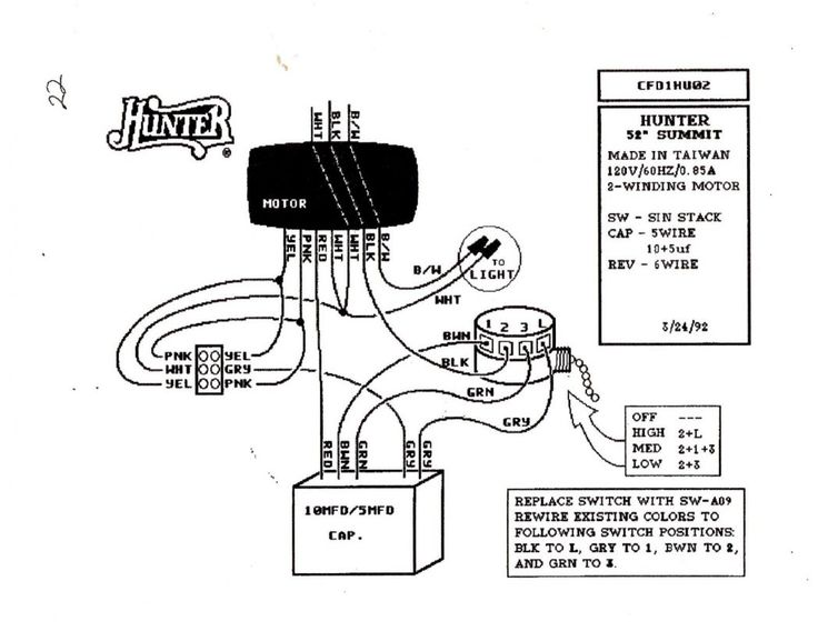Wiring Diagram For Altura Ceiling Receiver Fan : 46 Wiring