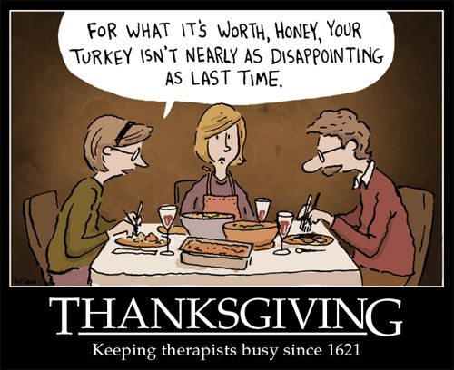 Side-splitting Thanksgiving Comics To Tickle Your Turkey Day Funny Bone. - grabberwocky