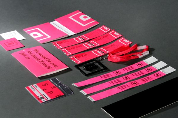 The British Independent Film Festival on Behance