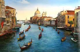 Met het openbaar vervoer over het Canal Grande in Venetië