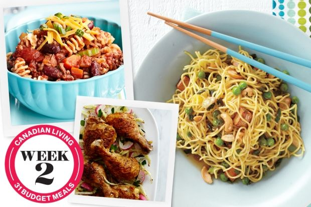 31 Quick & Easy Budget Meals