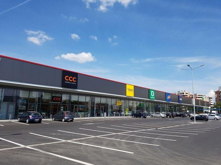 GEZE echipează Prima Shops Oradea cu sisteme de uși glisante antiefracție