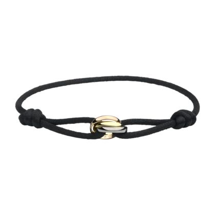Trinity de Cartier bracelet.  Simple, chic for every day.  want ...