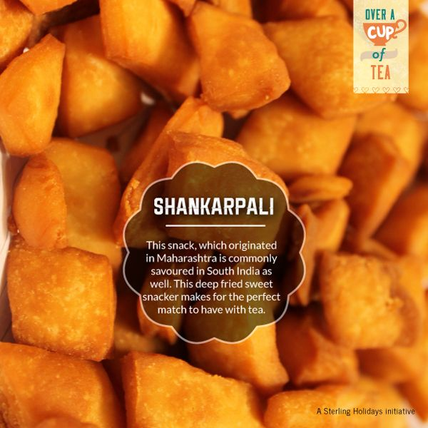 These #snacks across India prove to be just your companion while you take a sip from your beloved cuppa. Which one is your favourite? #chai