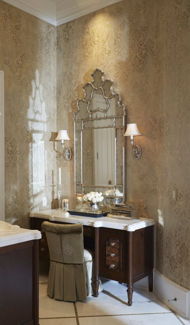 Custom Bathroom Vanities With Makeup Area 1789 best bathroom vanities images on pinterest | master bathrooms