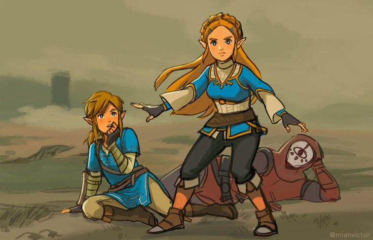 The Legend of Link<<<<Ok I can accept the switch between Link and Zelda but what is that Yiga clan person doing Zelda just like zapped you probably and that's how you die?