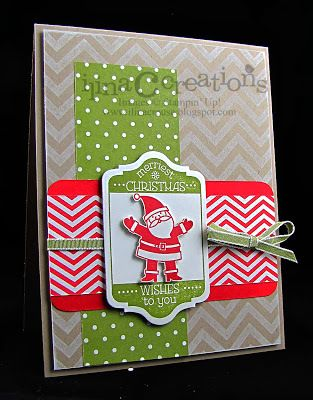 Merry Christmas  Stampin' Up!